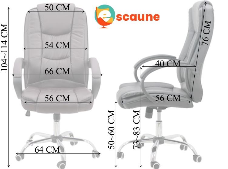 Scaun directorial OFF 429