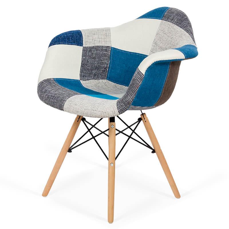 scaun fotoliu patchwork buc 243